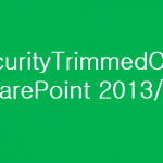 SPSecurityTrimmedControl in SharePoint 2013