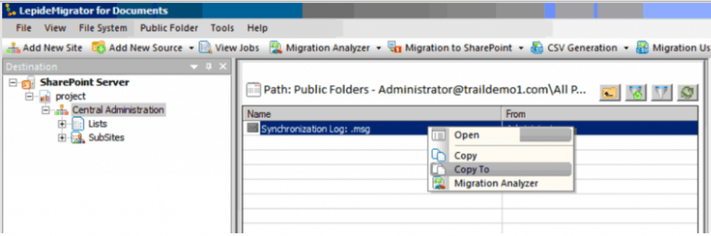 Kernel Migrator for SharePoint product review