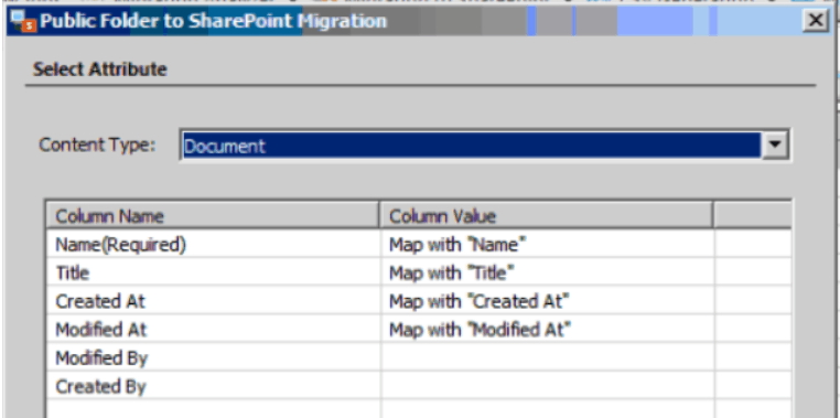 Migrate Document from Exchange Public Folder to SharePoint 2013