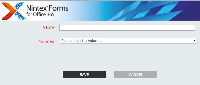 Add custom font in nintex forms