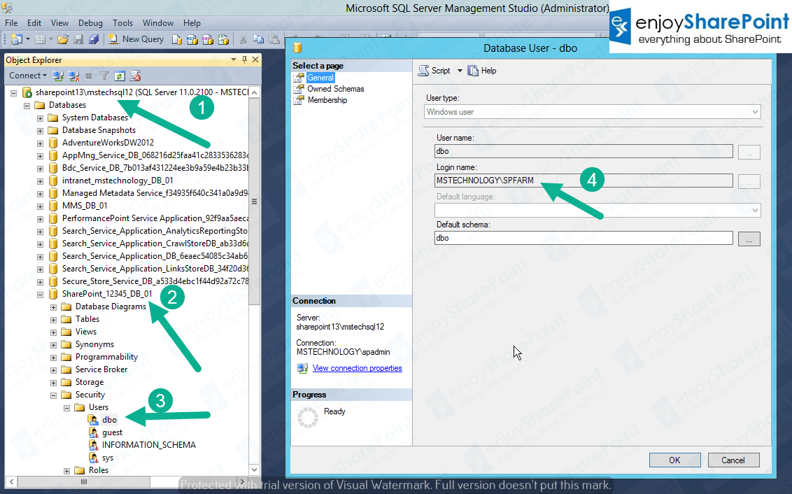 sharepoint 2016 create excel service application