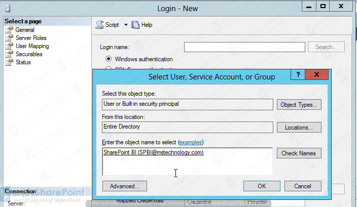 Excel Service to import External DB Using Secure Store connection in sharepoint online tutorial