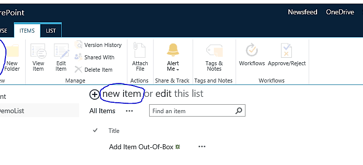 SharePoint 2013 add item to list.png