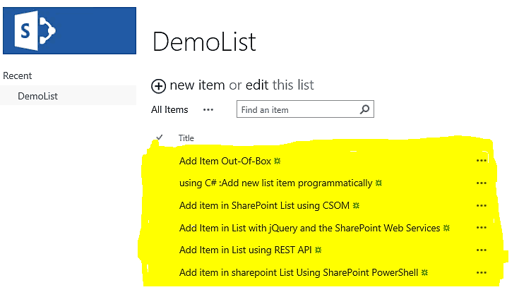 how to create a list in sharepoint 2013 using powershell