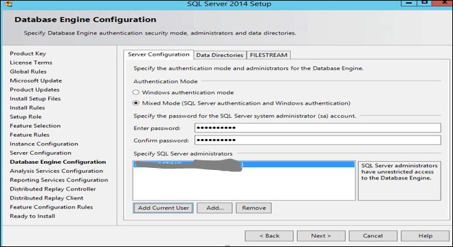 SharePoint Server 2016 installation steps