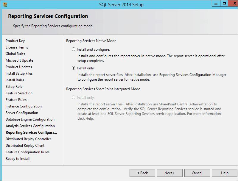 SharePoint Server 2016 installation tutorial