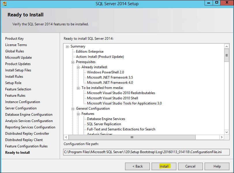 SharePoint Server 2016 installation guide