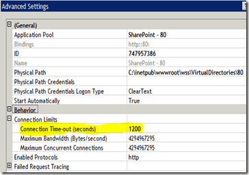 can not upload large file to sharepoint