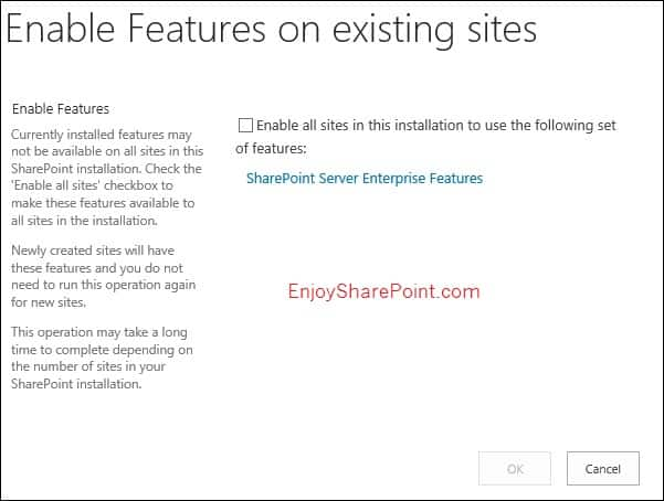 change license type sharepoint 2013