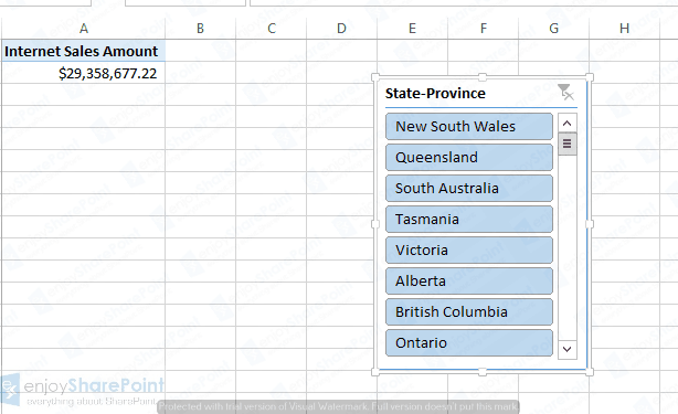 generate pivot table in excel sharepoint 2013 step by step
