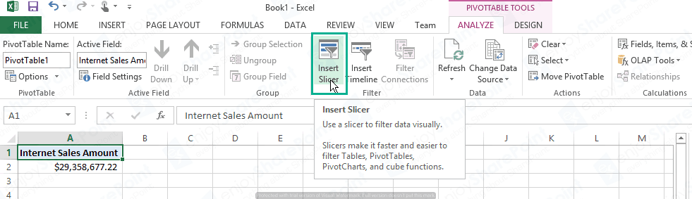 generate pivot tables in excel sharepoint 2013 workbook