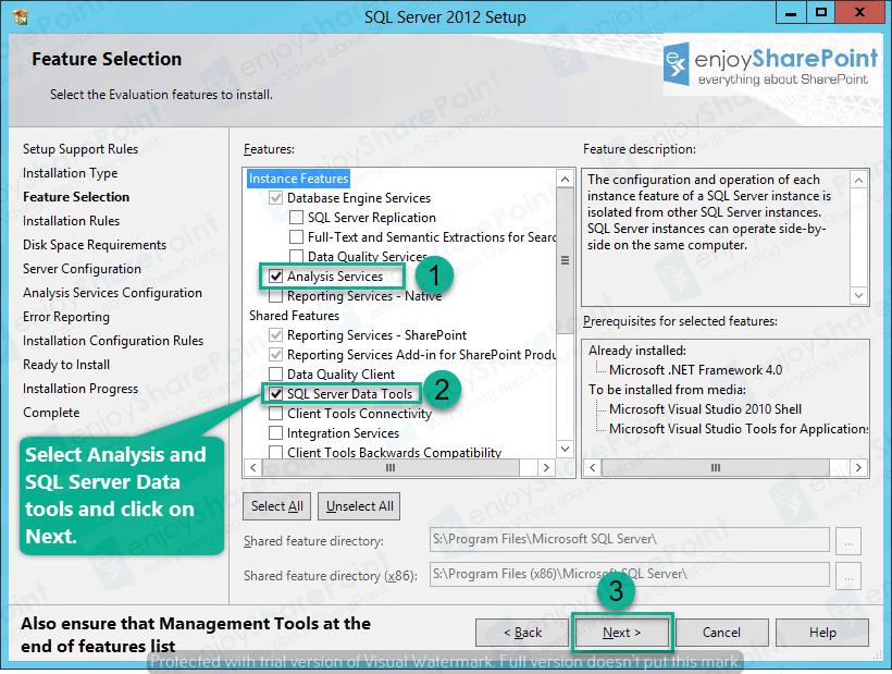 configure analysis services sql server 2016