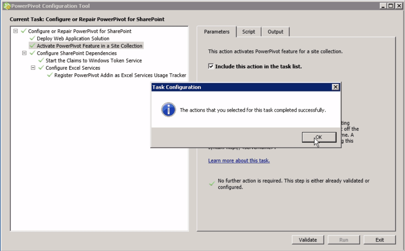 unable to obtain the application proxy for the context sharepoint 2013