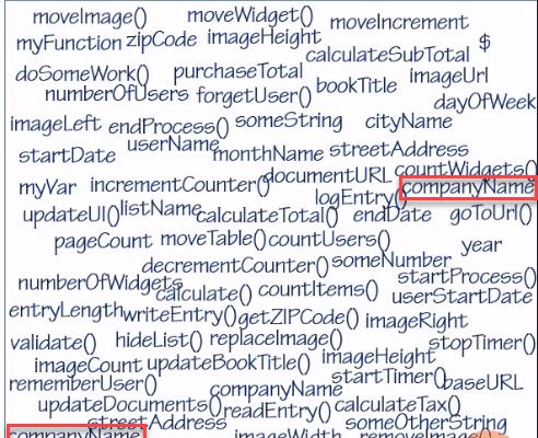 javascript namespace best practice