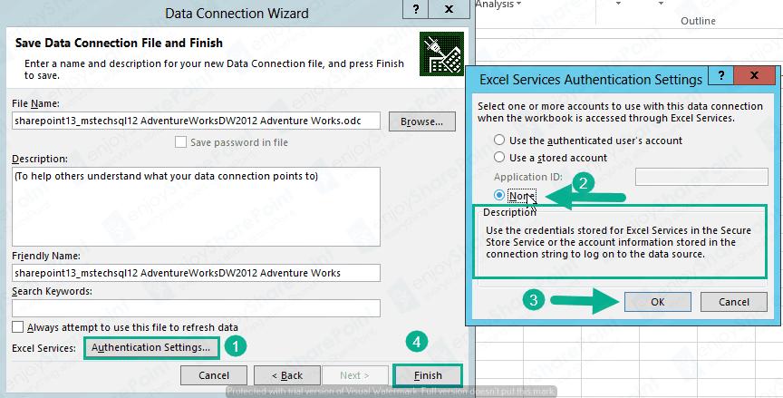 manage powerpivot data refresh sharepoint 2013 error tutorial