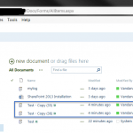 powershell upload file to sharepoint online document library remotely