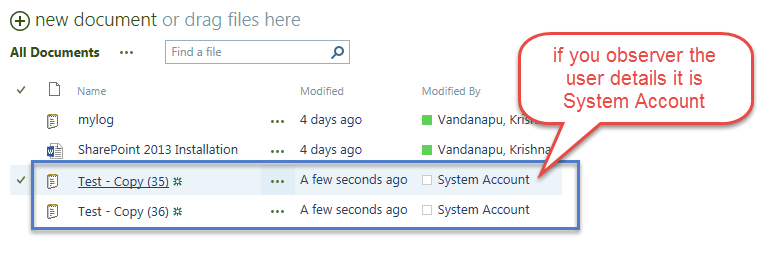powershell upload file to sharepoint online document library remotely with default account