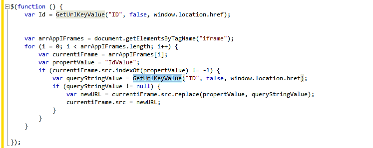 Pass Query string value from SharePoint Page to provider hosted app in SharePoint 2013