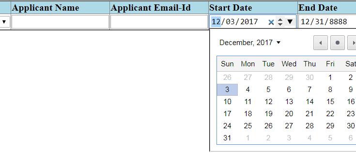 Set Default value to SharePoint DateTime Control