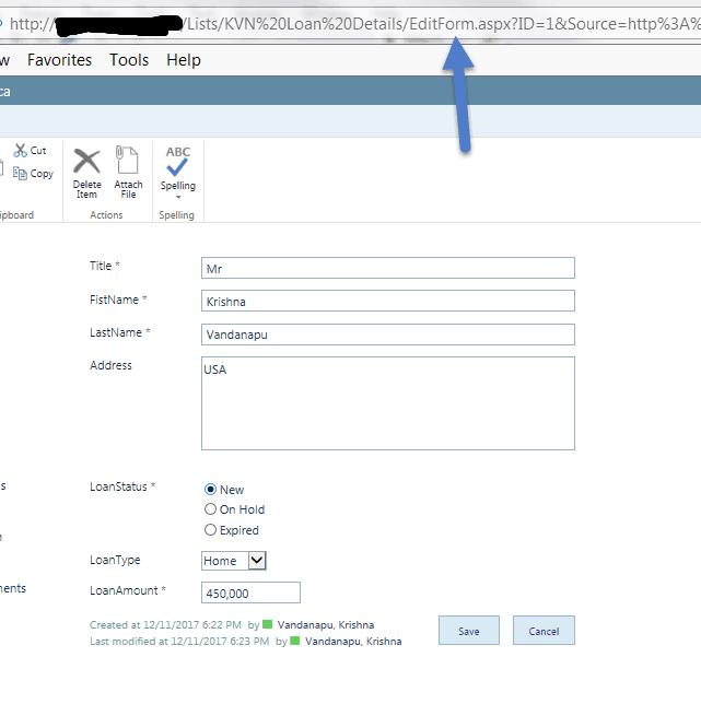 change column order in sharepoint list new form