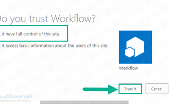 sharepoint online workflow permissions