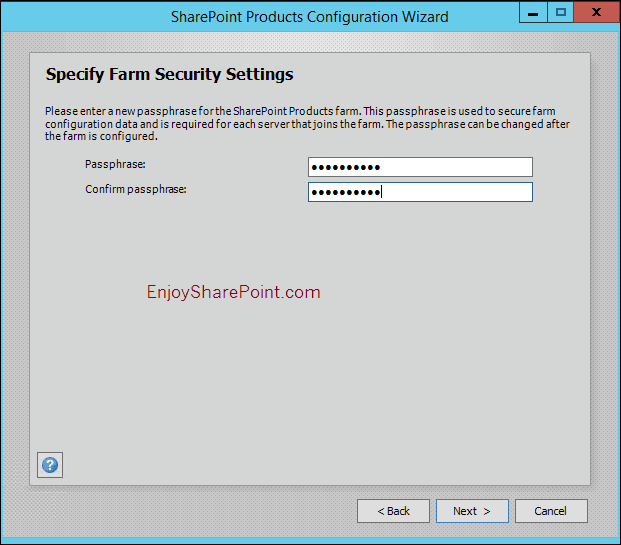 sharepoint 2016 installation step by step powershell