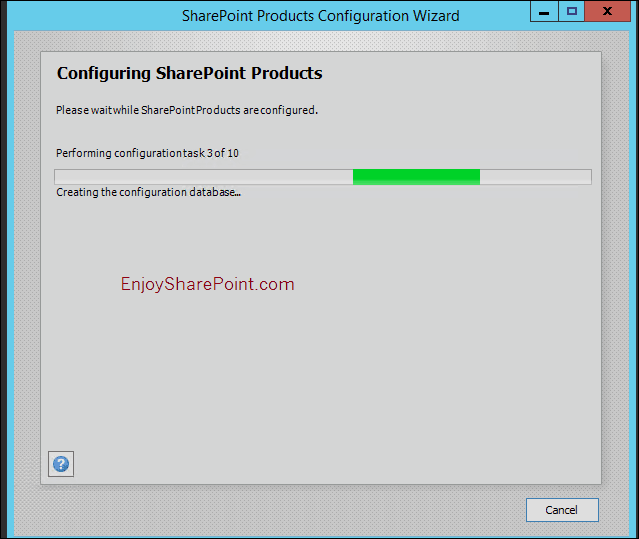 sharepoint 2016 multi server farm installation step by step