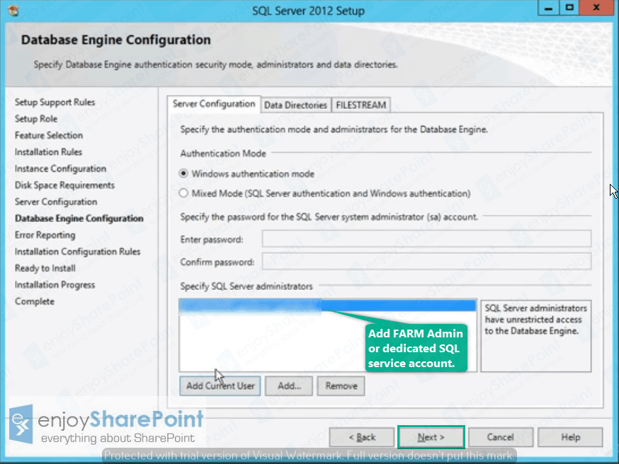 configure sql server reporting services sharepoint 2019