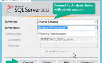 sql server analysis services cube backup