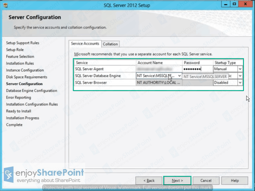 configure sql server reporting services sharepoint 2016