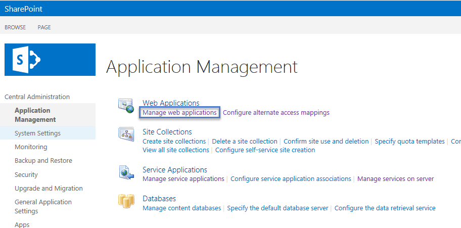 Request timed Out sharepoint