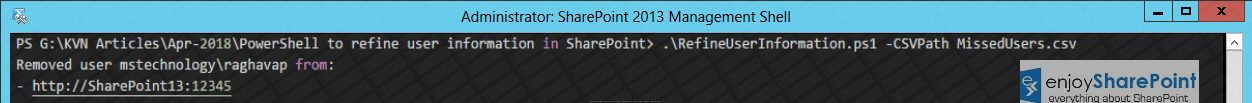 sharepoint 2016 orphaned users