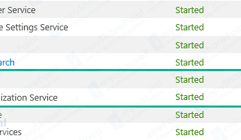 user profile synchronization service stuck on starting sharepoint 2016