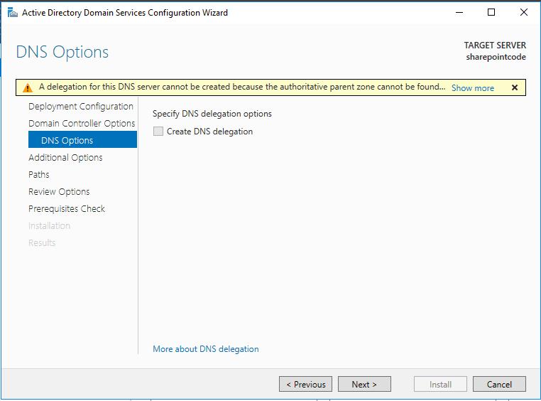 Active directory domain services windows server 2016 12