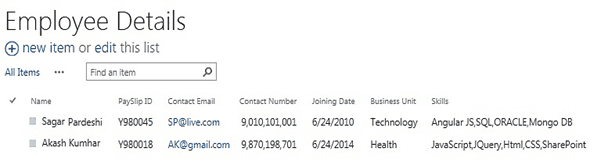 Read outlook emails and add email content in sharepoint list