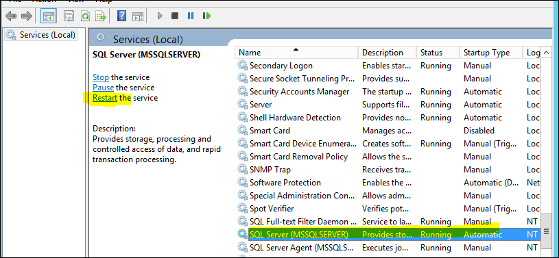 An error occurred when loading the Model event viewer