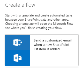 Send a customized email when a new SharePoint list item is added