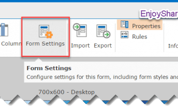 How to use JavaScript in Nintex forms for Office 365