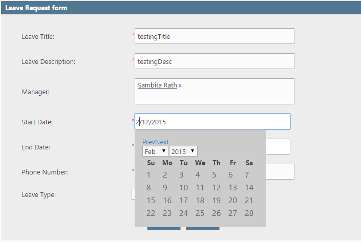 Office 365 Easy Form Development FORM7