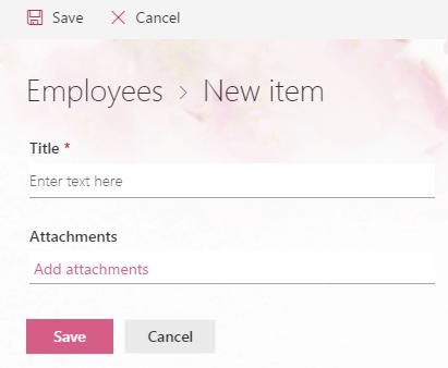 SharePoint online modern ui