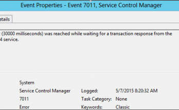 SPWriterV4 service error