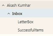 read outlook emails and add to sharepoint list
