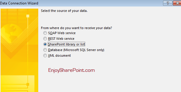 SharePoint online infopath form user profile