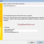 SharePoint online infopath form user profile 4