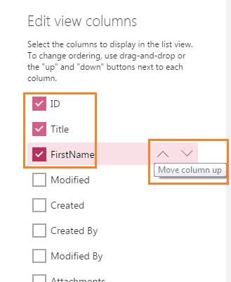 Modern Look of SharePoint Online Lists
