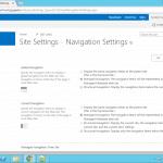 SharePoint 2013 responsive navigation menu