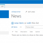 Sharepoint 2013 repeater control