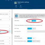 Storage Analytics DataRetention Policy Microsoft Azure
