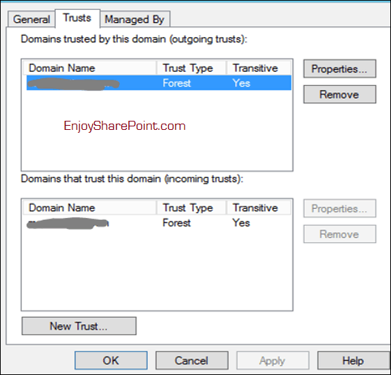 windows rdp fails to connect to trusted server 2012