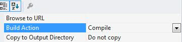 the type or namespace name 'app_code' does not exist in the namespace in visual studio 2015